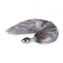 Kim Tail Plug - Silver
